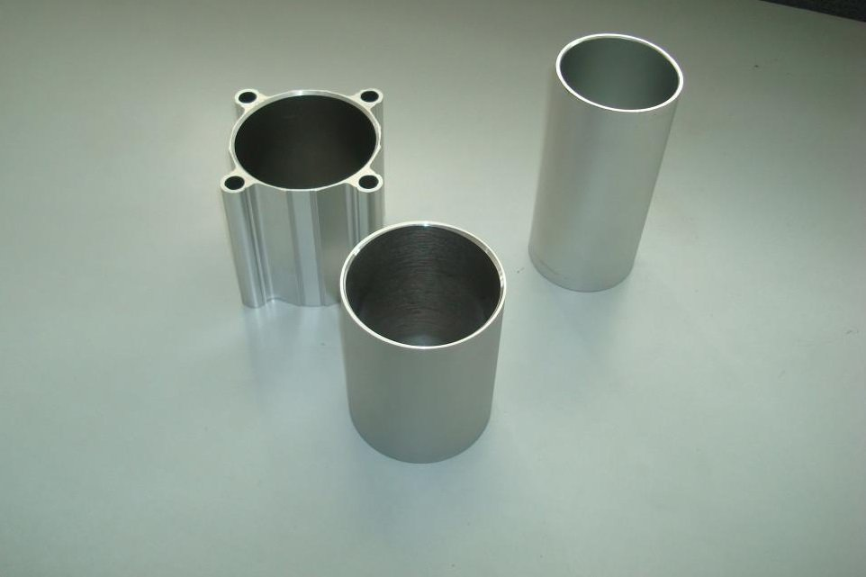 The typical application of aluminum alloy