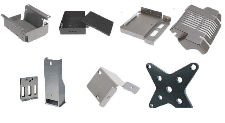 cnc laser cutting parts